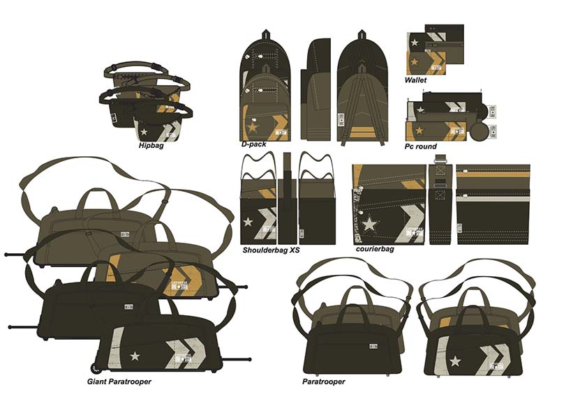 Tassen Ontwerp Programma : Studiobeek converse ontwerp tassen